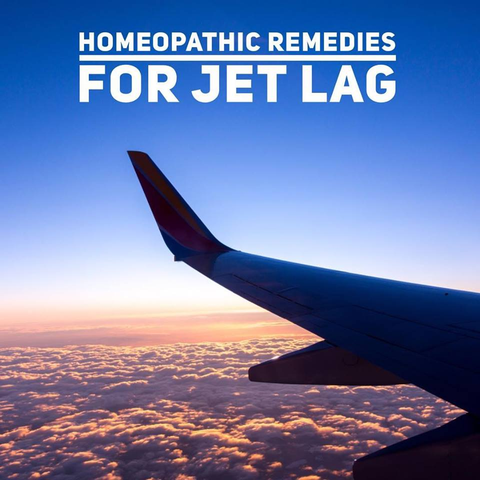 Homeopathic Remedies for Jet Lag