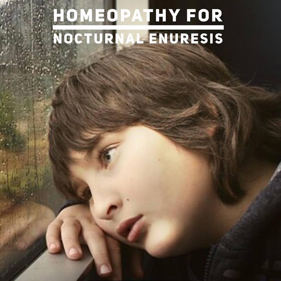 Homeopathy helps cases of Nocturnal Enuresis