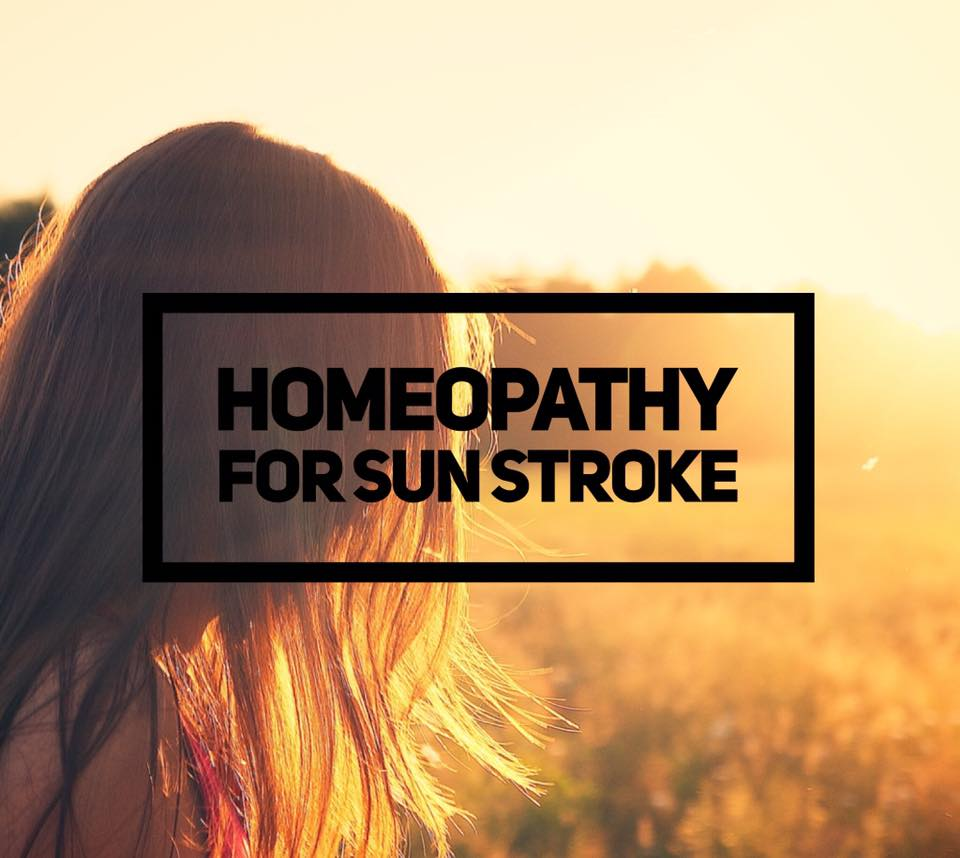Homeopathy for Sun Stroke