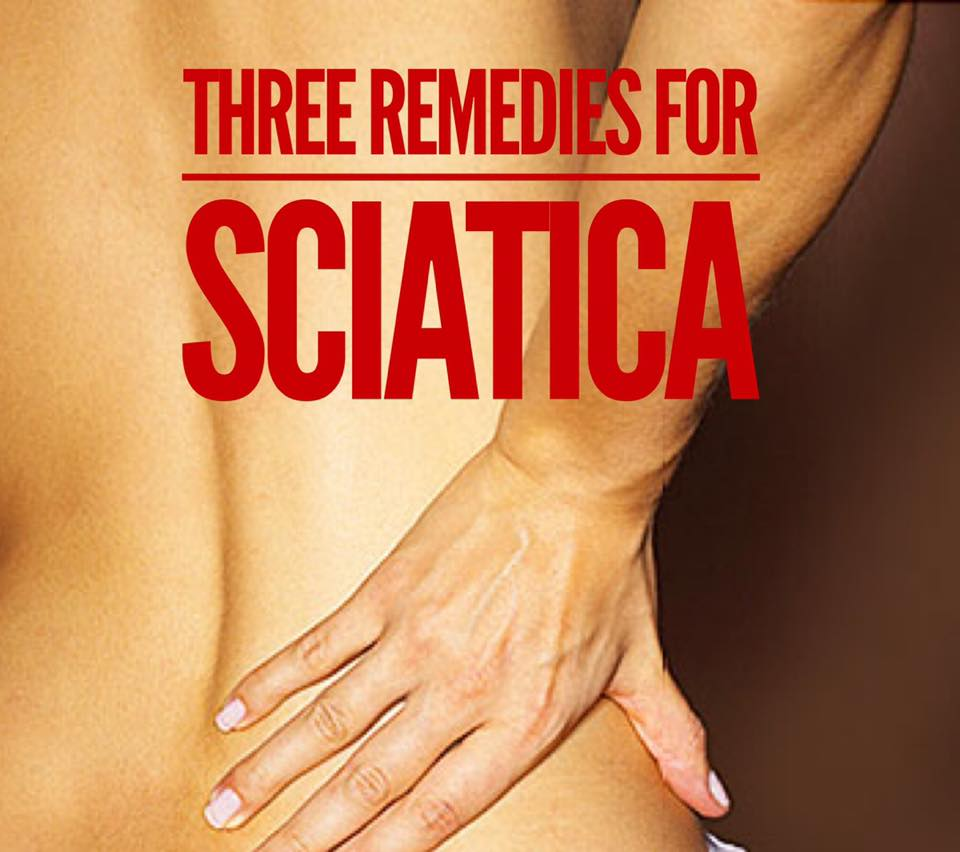 Sciatica - Homeopathic approach