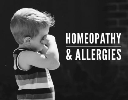 Allergies and most common Homeopathic Remedies