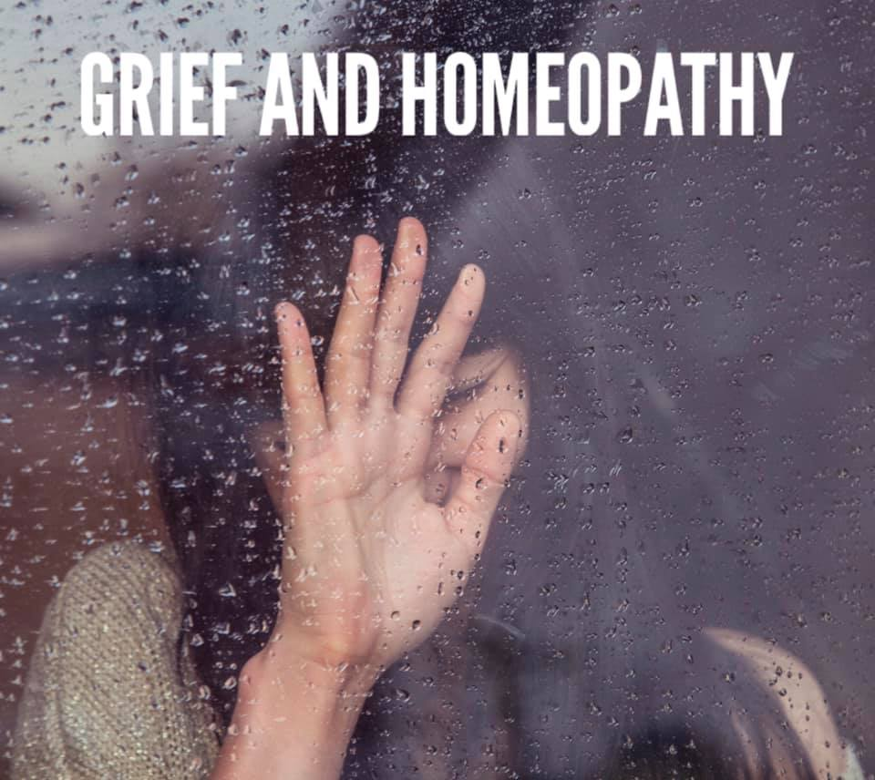 Don't let Grief take over! Homeopathy can help.