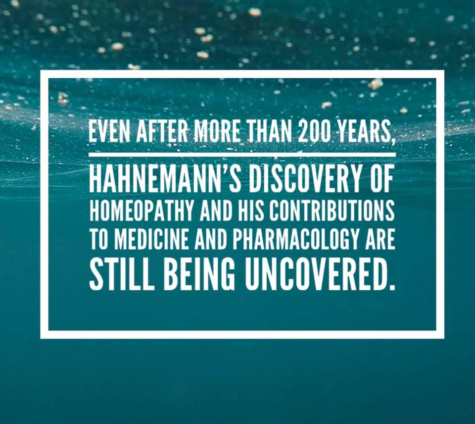 Homeopathy Works.