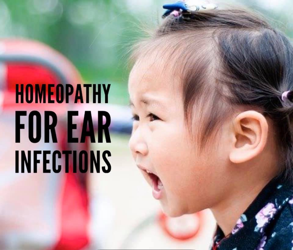 Homeopathy provides relief for Ear Infections
