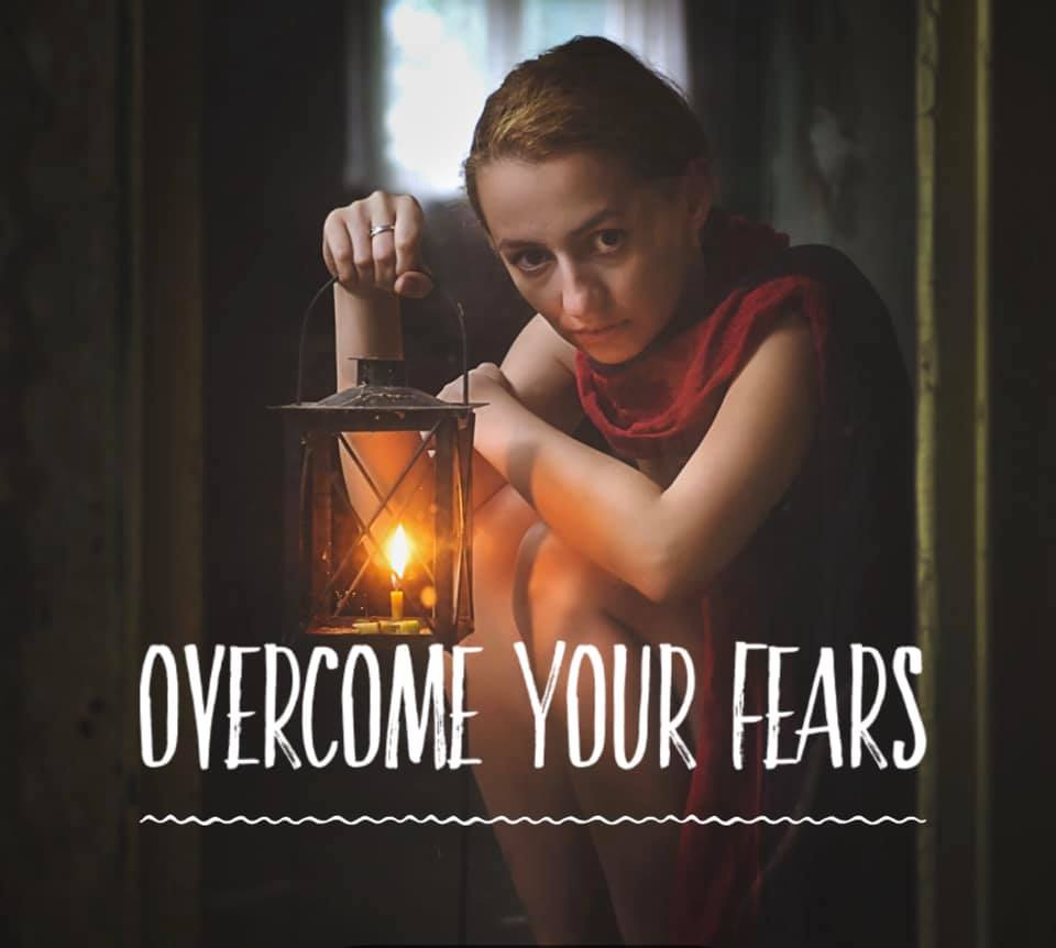 Time to stop Fear! Homeopathy helps.