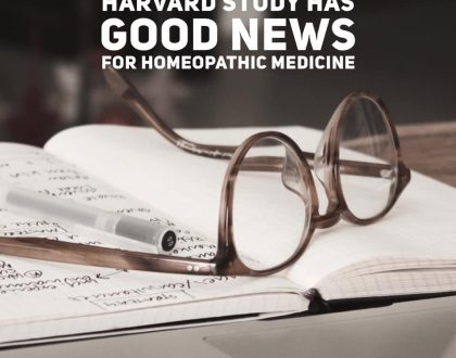 Increase in use of Homeopathic Medicine