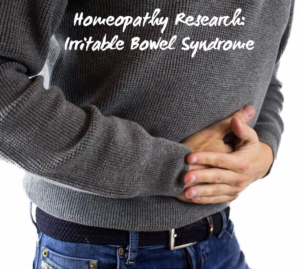 IBS Homeopathic Treatment – randomised controlled trial