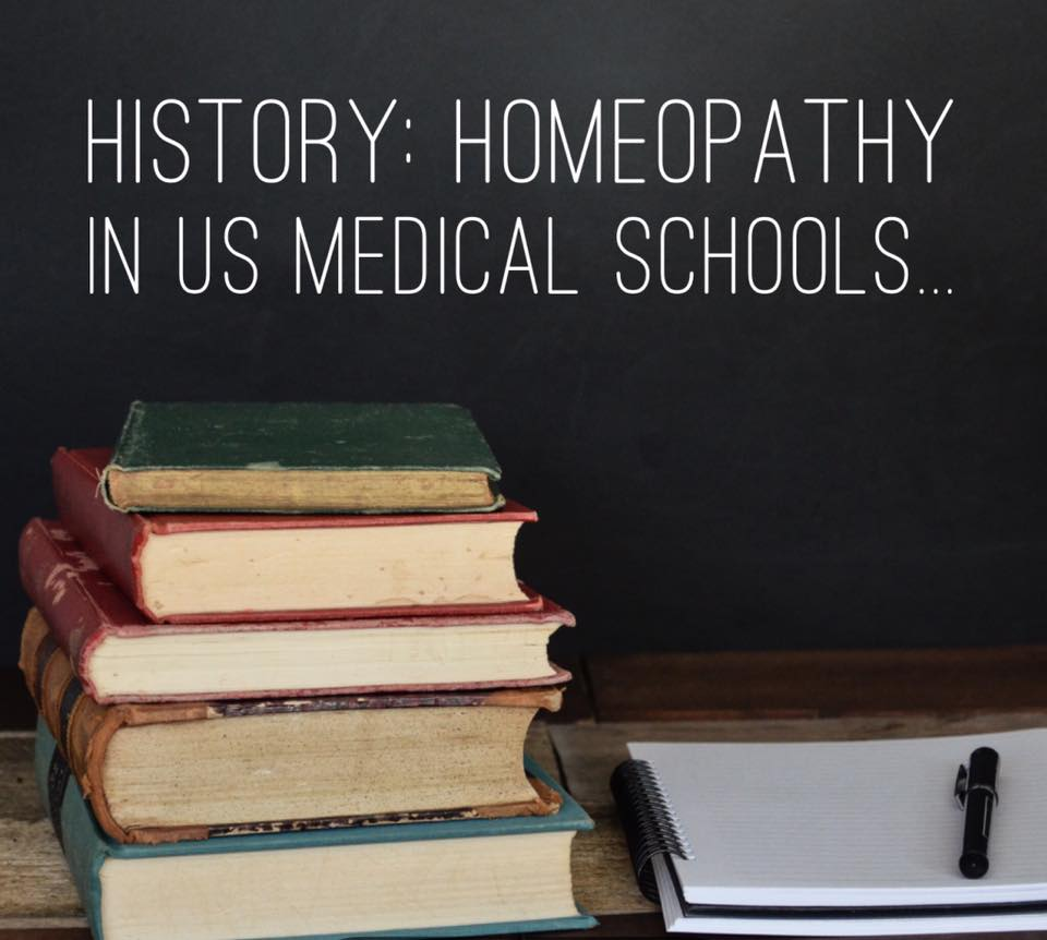 Homeopathy in US - brief history