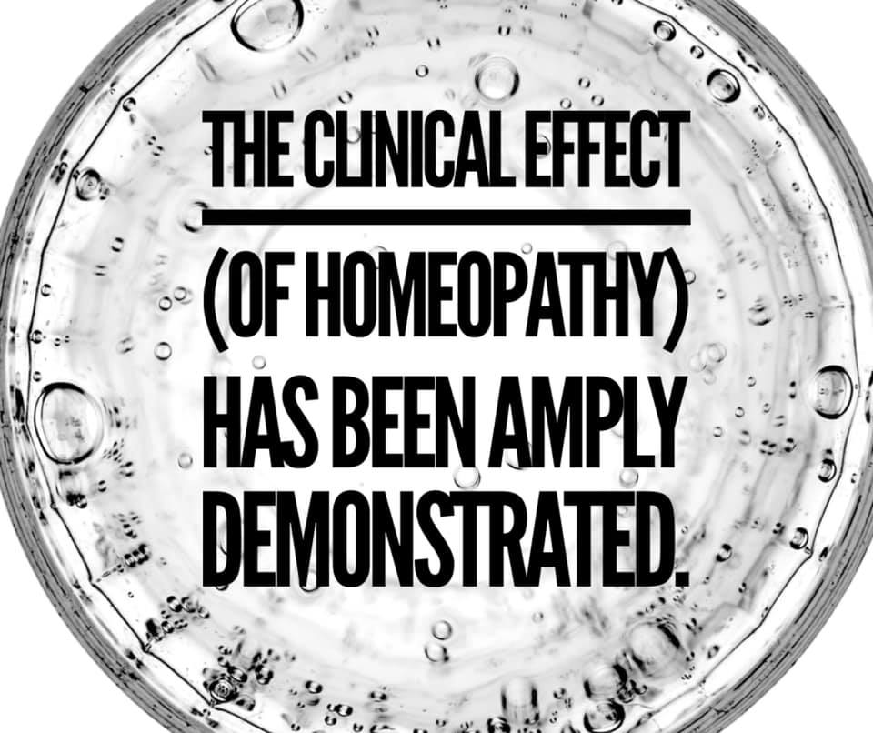 The Clinical Effect: Homeopathy