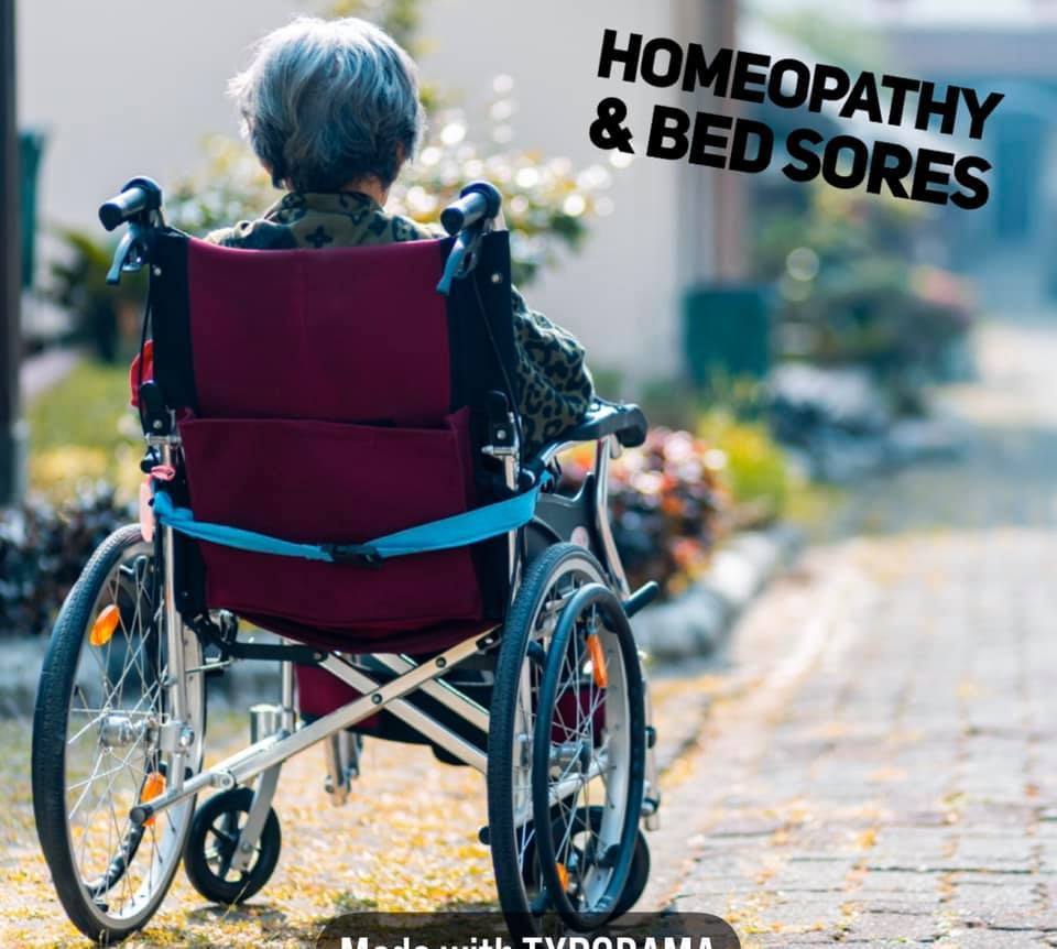 Bed Sores & Homeopathy