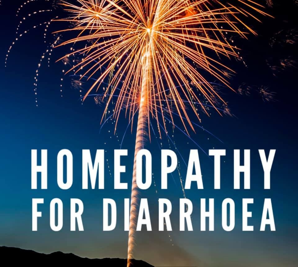 Diarrhoea and Homeopathy