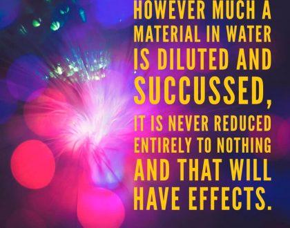 Homeopathic Nano Doses