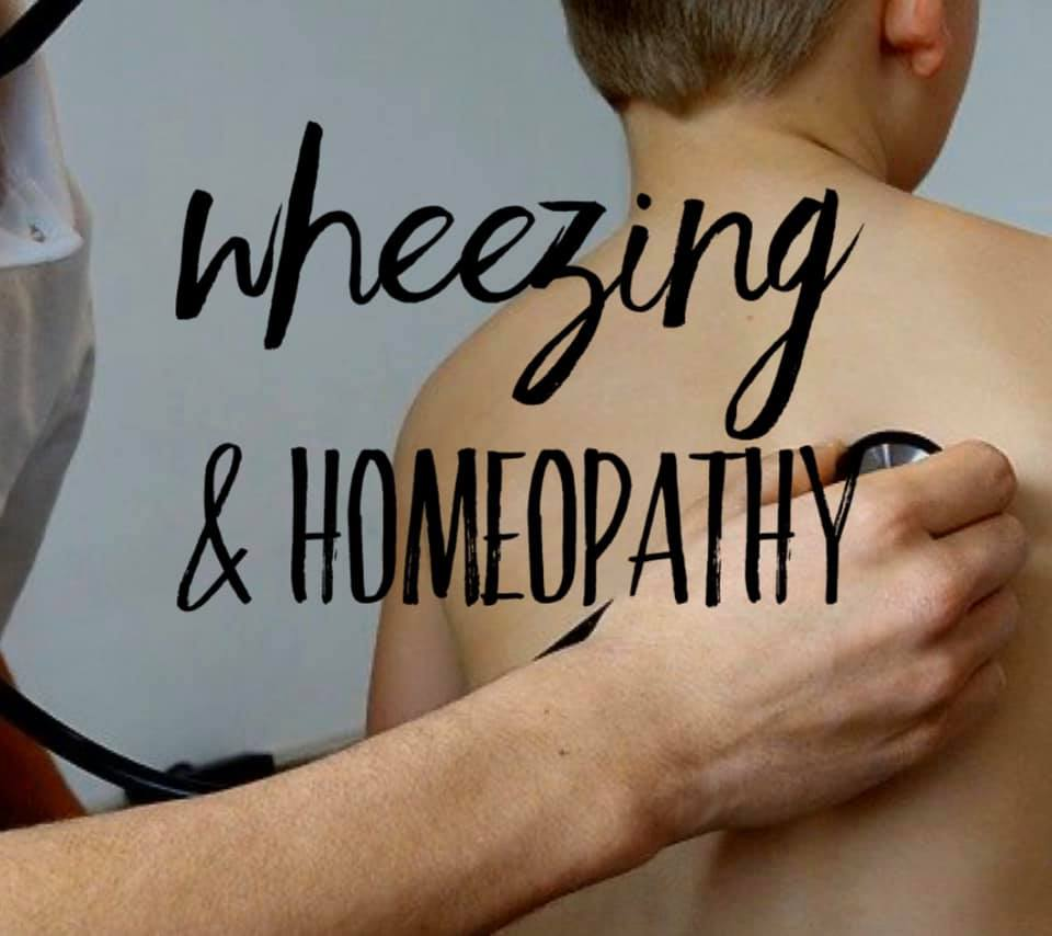 Wheezing & Homeopathy