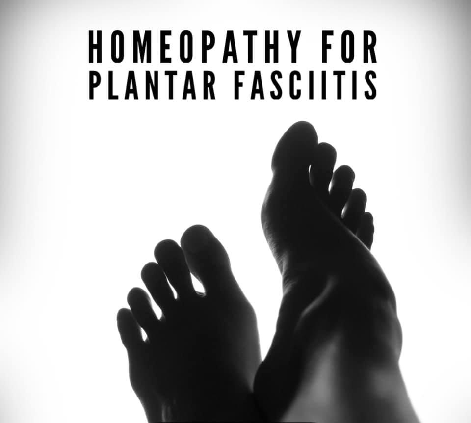 Homeopathy: Plantar Fasciitis