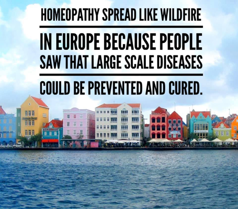 The Spread of Homeopathy