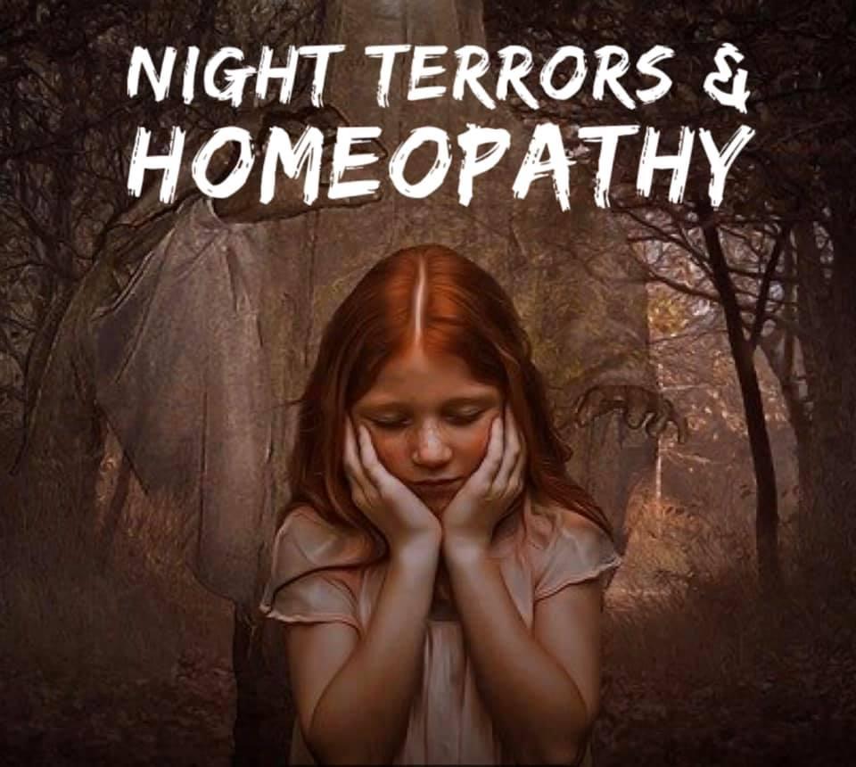 Night Terrors & Homeopathy