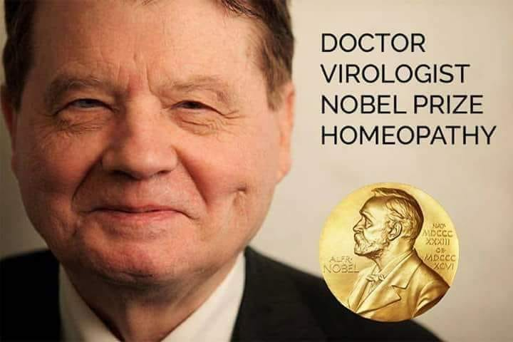 Why a Nobel Prize winning doctor supports homeopathy