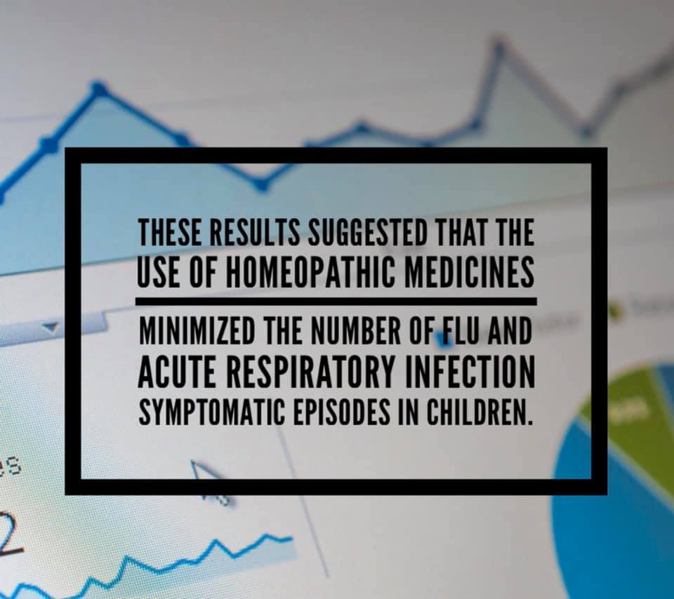 Homeopathic medicines for prevention