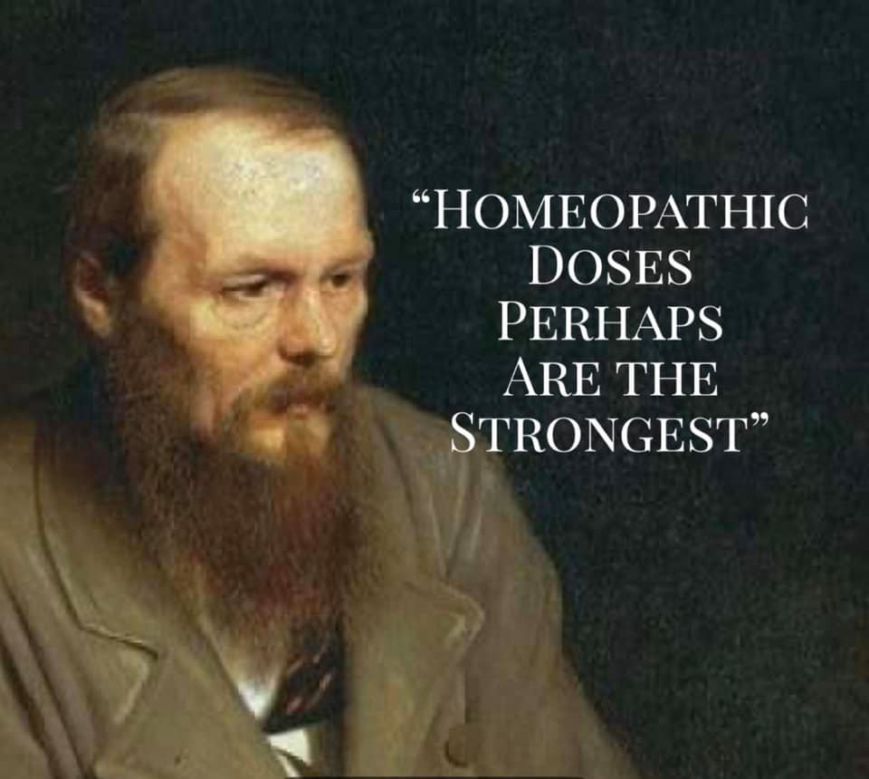 Fyodor Dostoevsky (1821–1888)