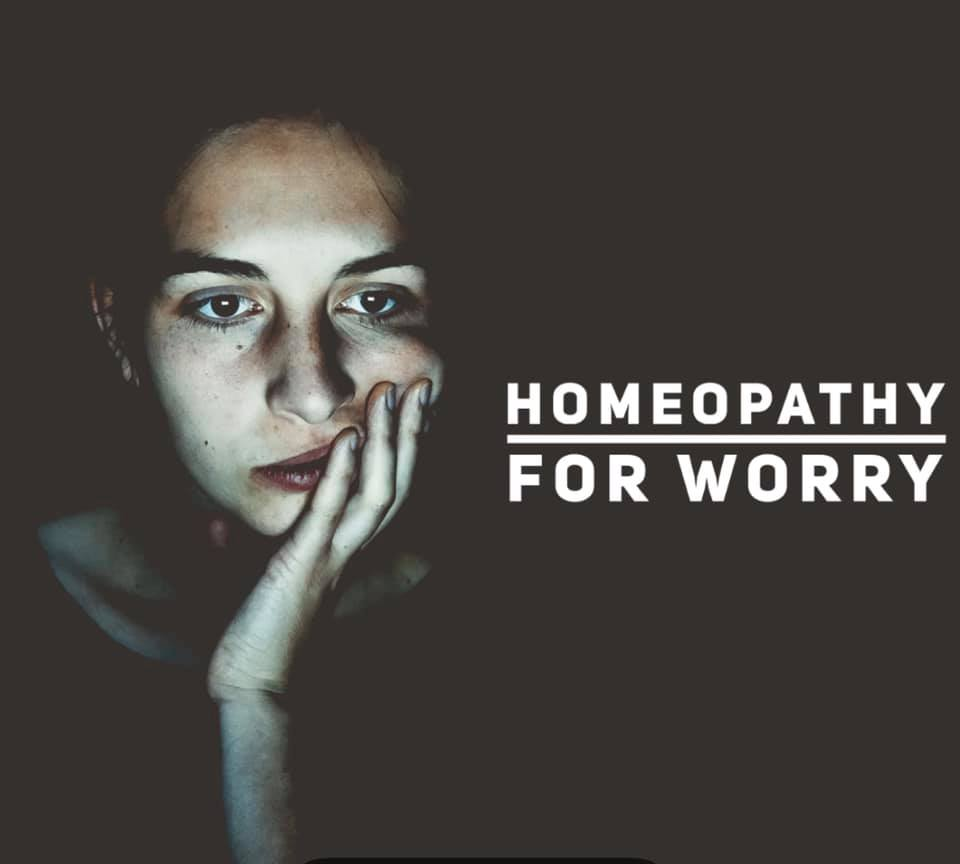 Homeopathy for Worry