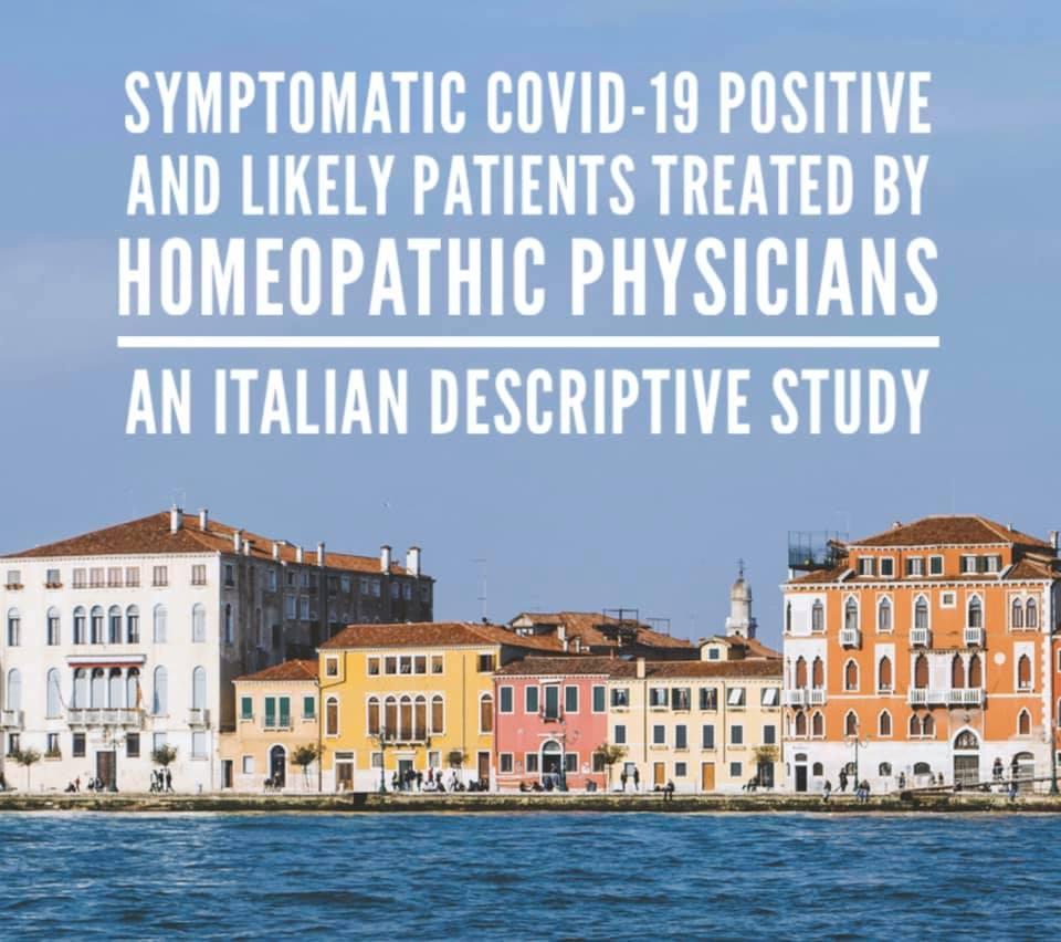COVID-19 & Homeopathy