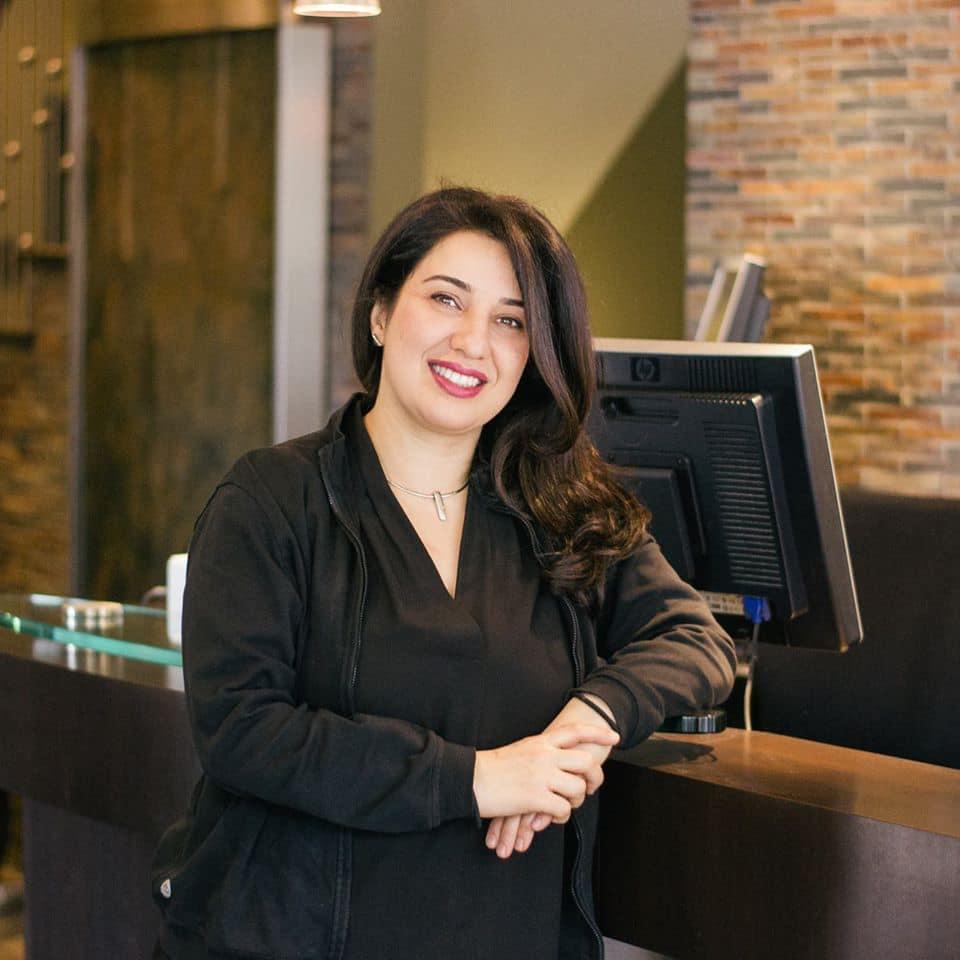 Alumnus spotlight: Mahsa Asasi