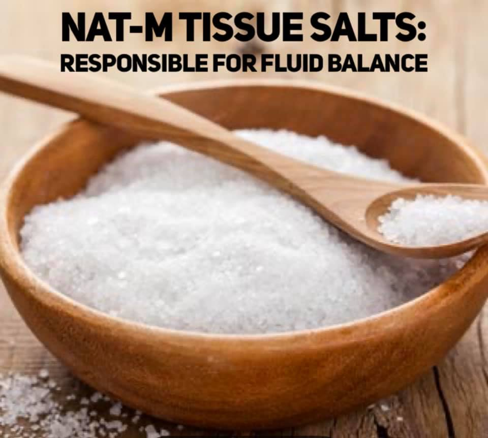 Nat-m Tissue Salts