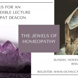 The Jewels of Homeopathy