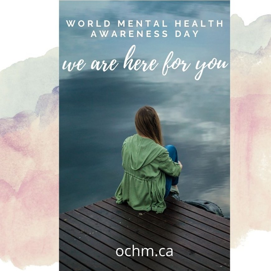 In Honor of World Mental Health Day