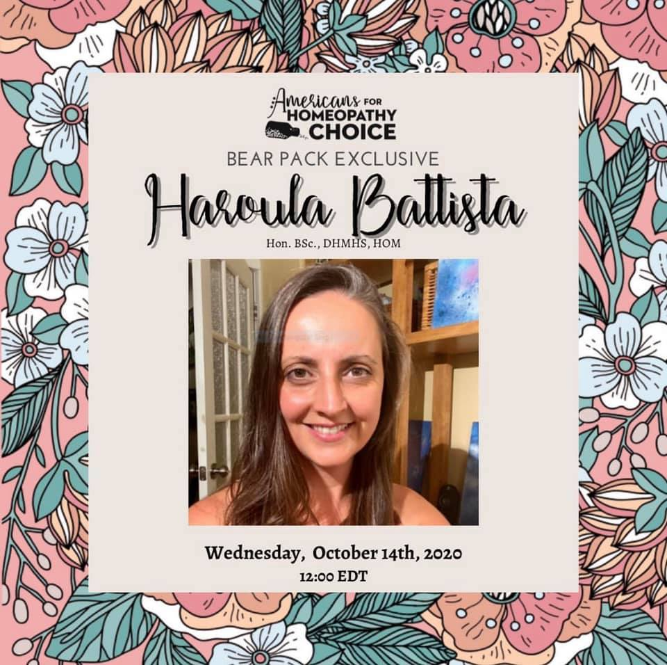 Bear Pack Interview with Haroula Battista
