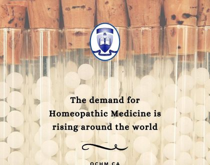 Homeopathic Medicine is on the rise around the world