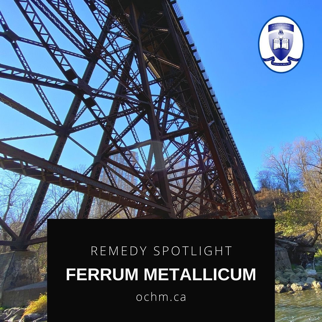 Ferrum Metallicum is a great Homeopathic Remedy for Anemia